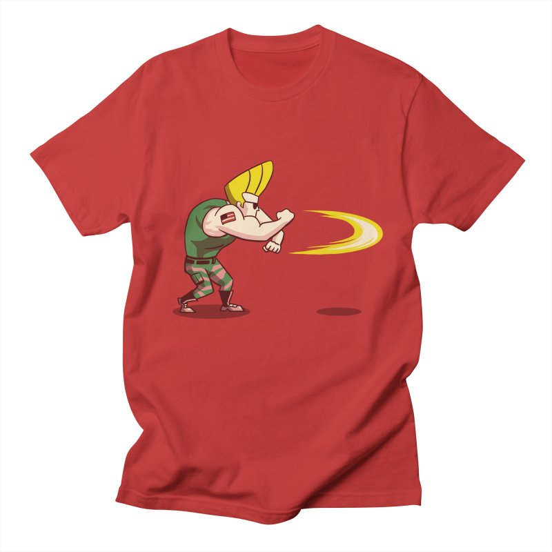 Sonic Bravo! Women's Regular Unisex T-Shirt by vincenttrinidad's Artist Shop