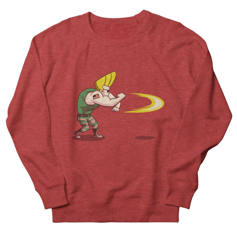 Sonic Bravo! Women's French Terry Sweatshirt by vincenttrinidad's Artist Shop
