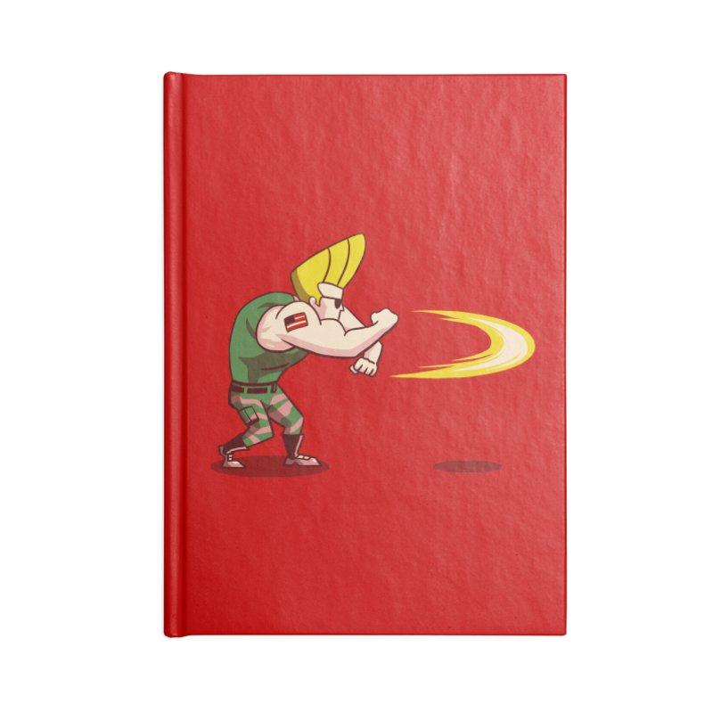 Sonic Bravo! Accessories Notebook by vincenttrinidad's Artist Shop