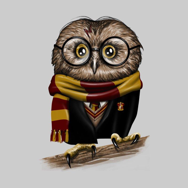 Owly Potter Men's T-shirt by vincenttrinidad's Artist Shop