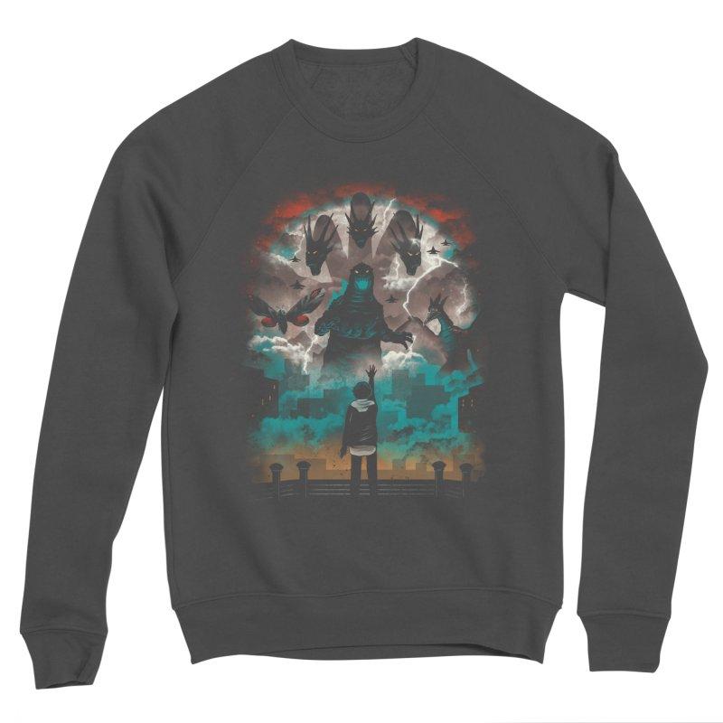 Strange Titans Men's Sponge Fleece Sweatshirt by vincenttrinidad's Artist Shop