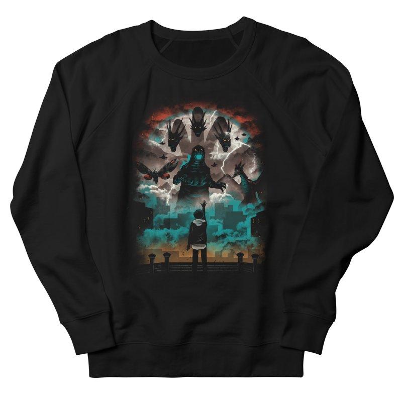 Strange Titans Women's French Terry Sweatshirt by vincenttrinidad's Artist Shop