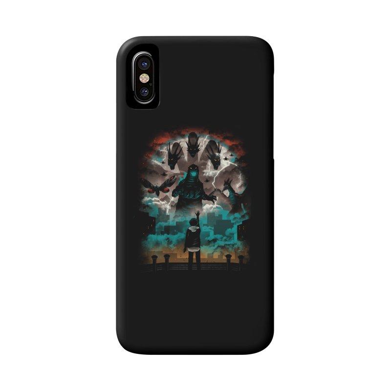 Strange Titans Accessories Phone Case by vincenttrinidad's Artist Shop