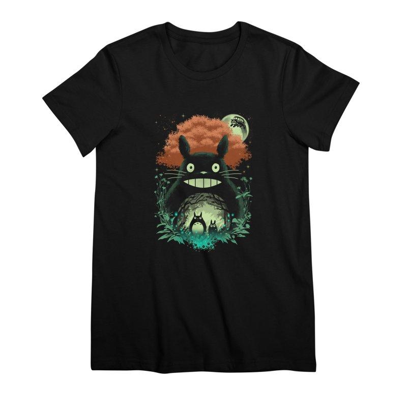 The Neighbors Women's Premium T-Shirt by vincenttrinidad's Artist Shop