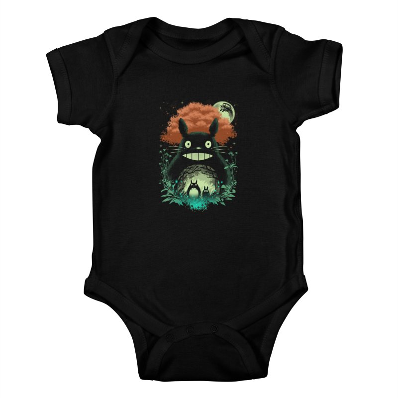 The Neighbors Kids Baby Bodysuit by vincenttrinidad's Artist Shop