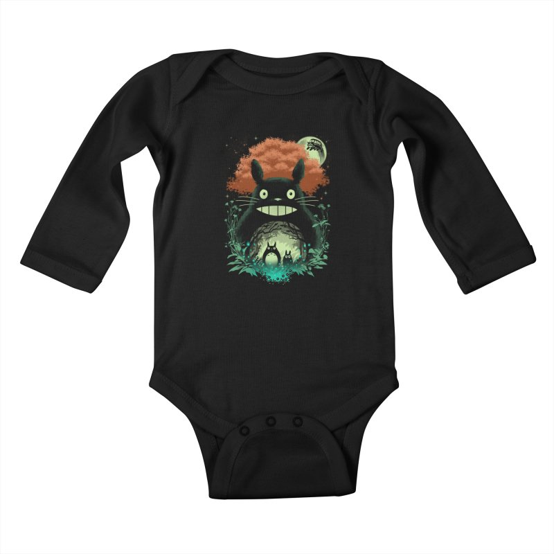 The Neighbors Kids Baby Longsleeve Bodysuit by vincenttrinidad's Artist Shop