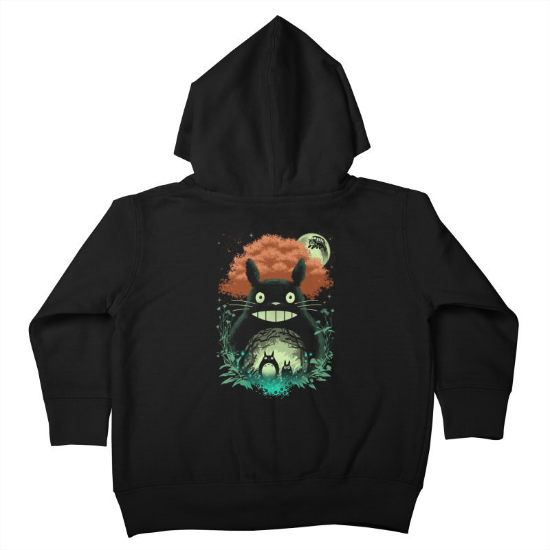 The Neighbors Kids Toddler Zip-Up Hoody by vincenttrinidad's Artist Shop