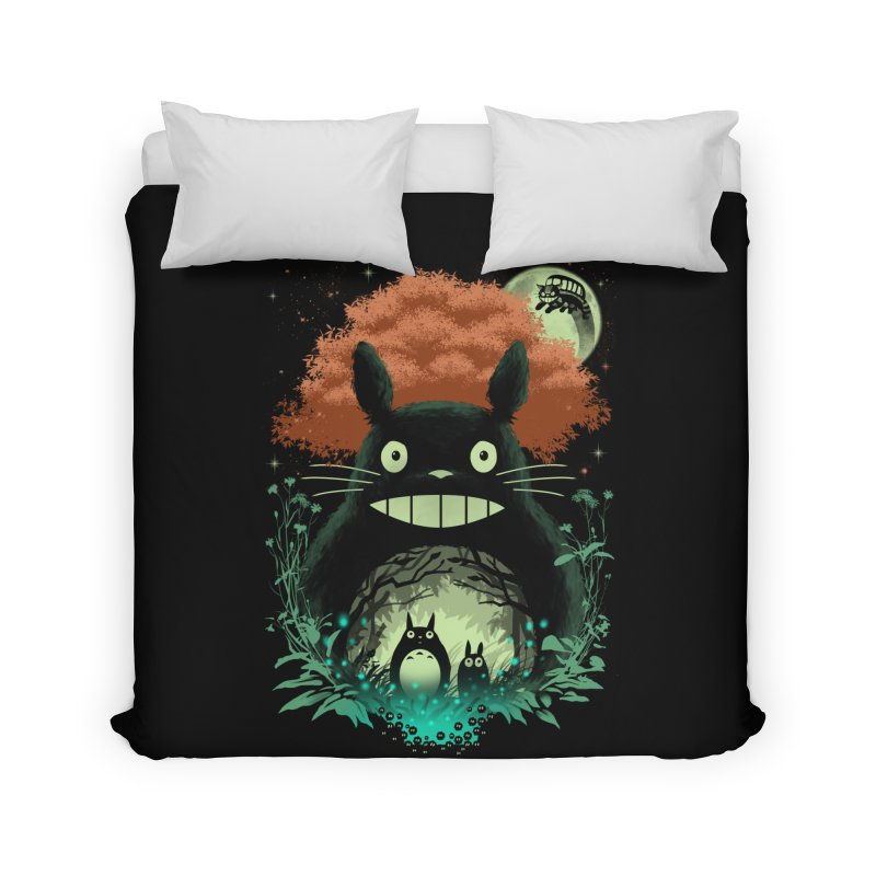 The Neighbors Home Duvet by vincenttrinidad's Artist Shop