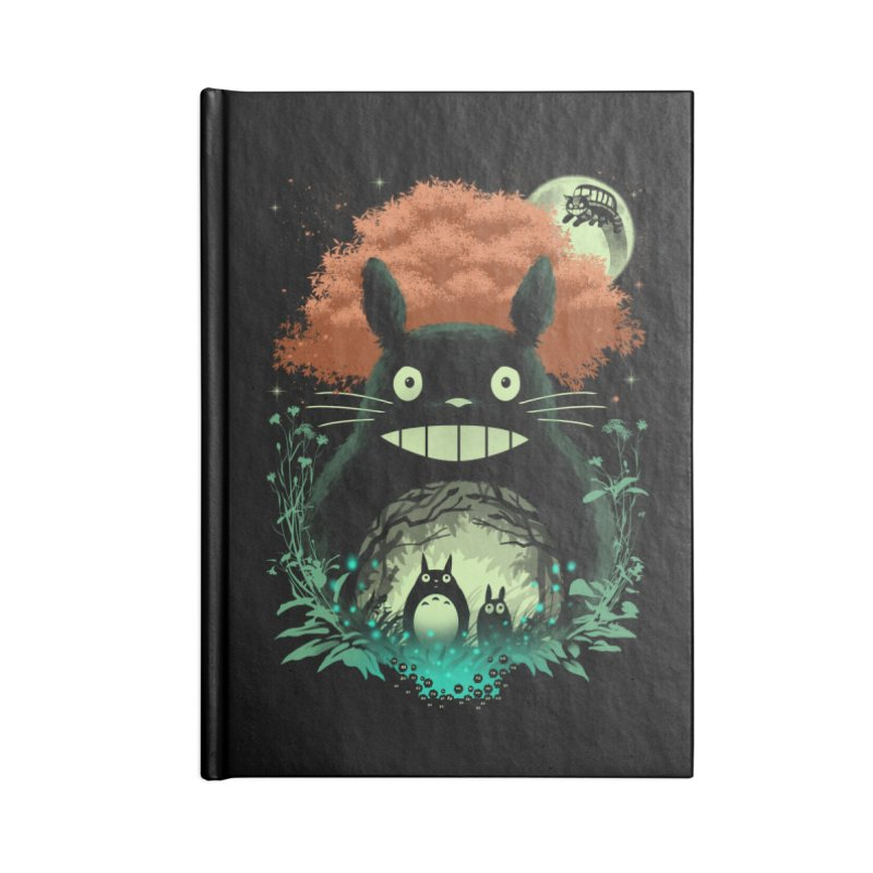 The Neighbors Accessories Notebook by vincenttrinidad's Artist Shop