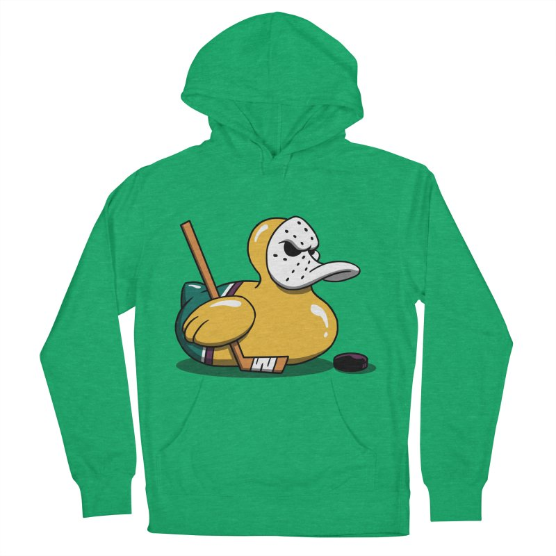 Mighty Rubber Ducky Women's French Terry Pullover Hoody by vincenttrinidad's Artist Shop