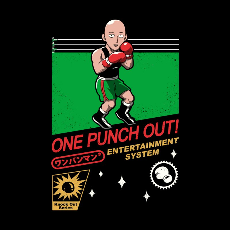 One Punch Out! by vincenttrinidad's Artist Shop