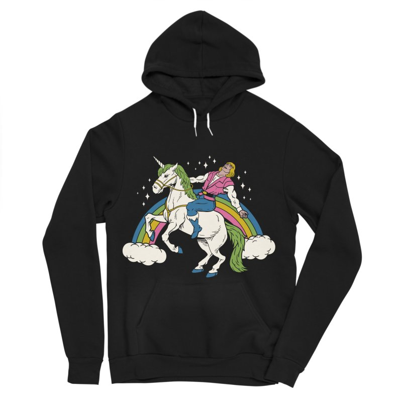 She-Man Women's Pullover Hoody by Vincent Trinidad Art