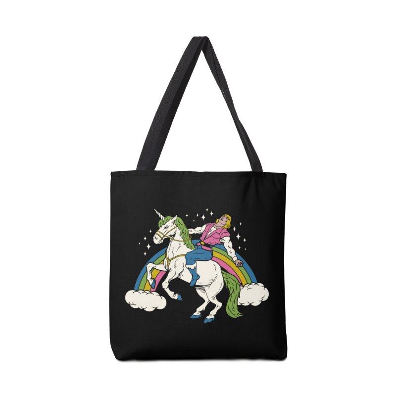 She-Man Accessories Bag by vincenttrinidad's Artist Shop