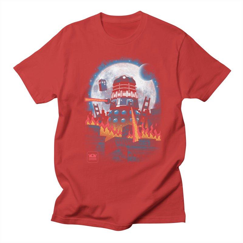 Dalek Kaiju Men's Regular T-Shirt by vincenttrinidad's Artist Shop