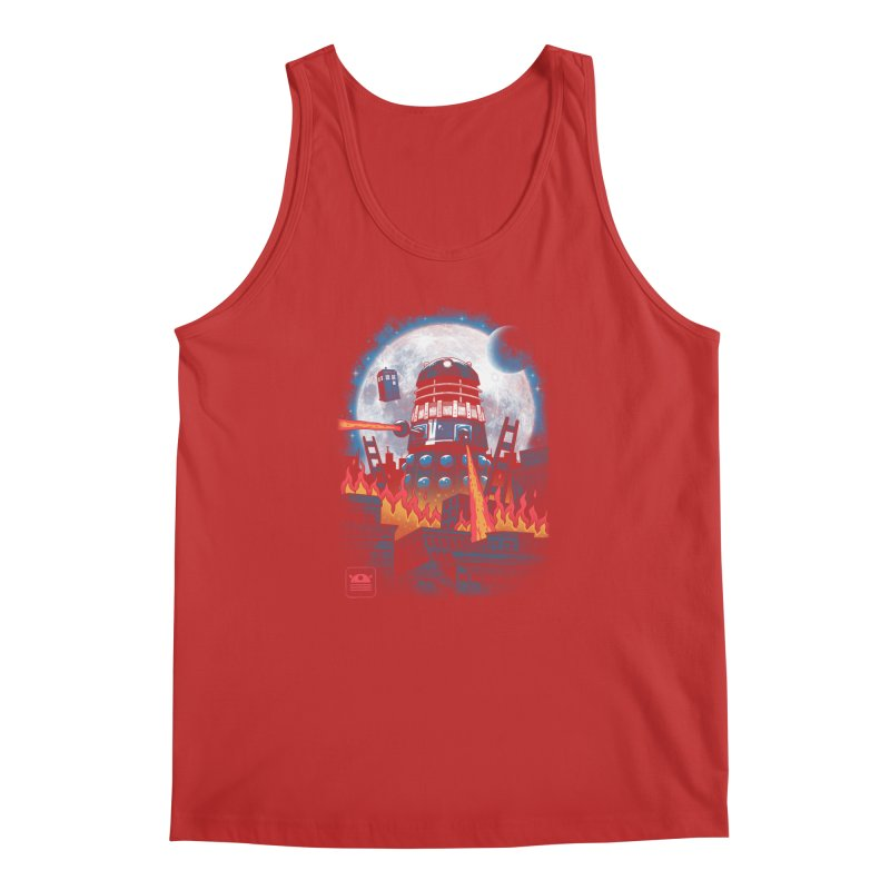 Dalek Kaiju Men's Regular Tank by vincenttrinidad's Artist Shop