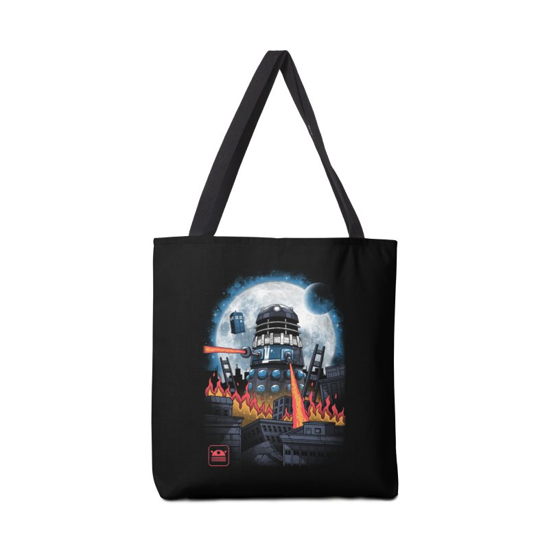 Dalek Kaiju Accessories Bag by vincenttrinidad's Artist Shop