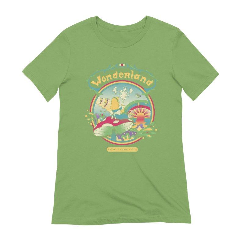 Day Dreamer Women's Extra Soft T-Shirt by vincenttrinidad's Artist Shop