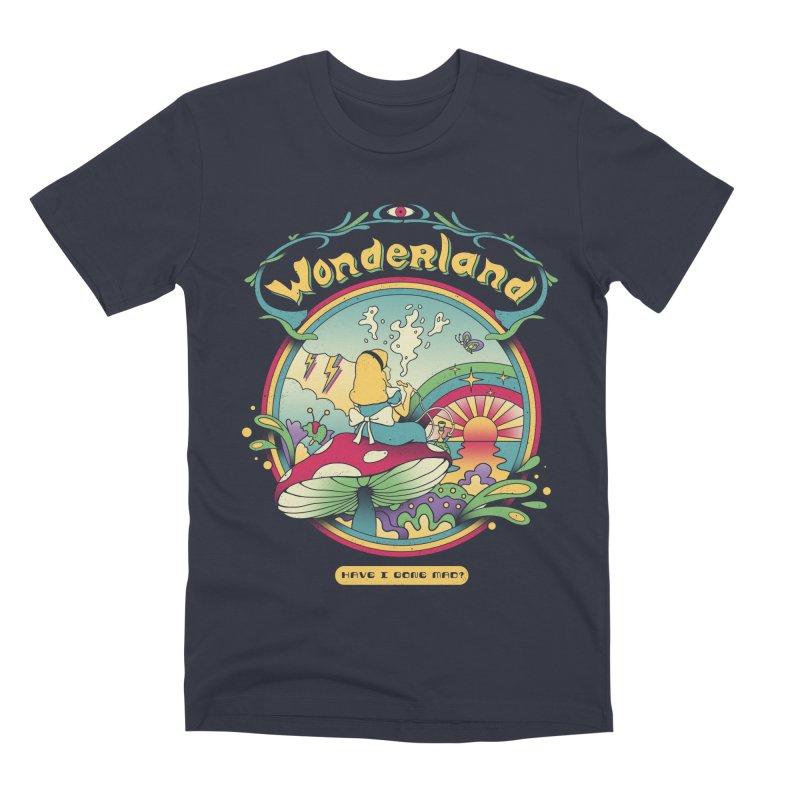 Day Dreamer Men's Premium T-Shirt by vincenttrinidad's Artist Shop