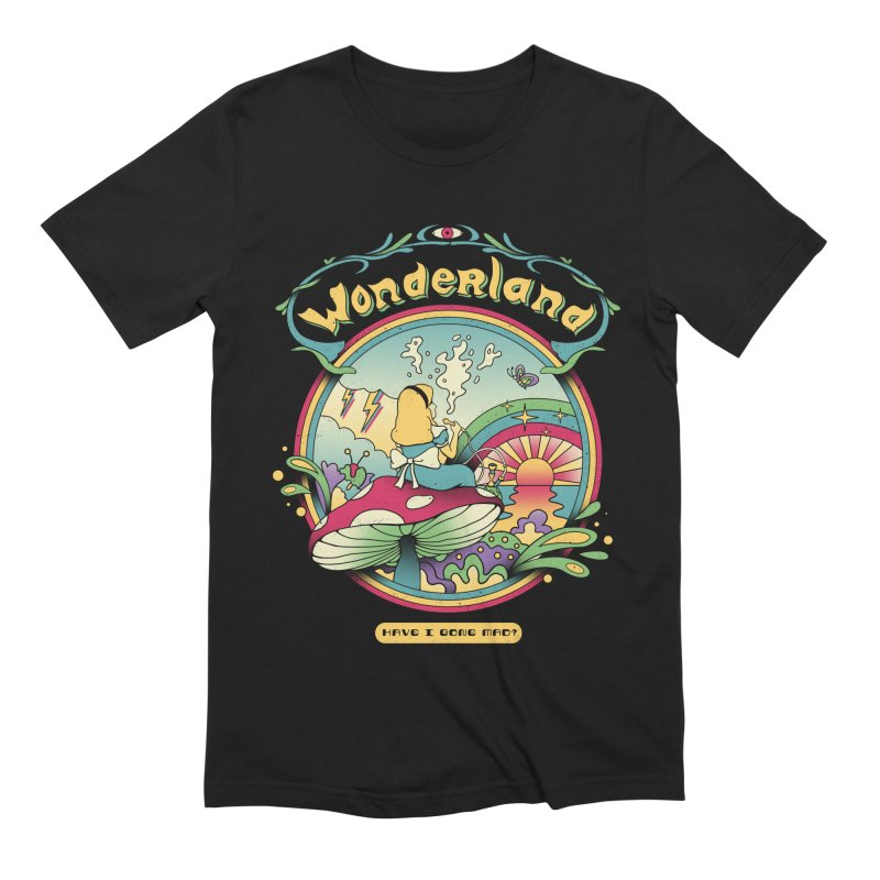 Day Dreamer Men's Extra Soft T-Shirt by vincenttrinidad's Artist Shop