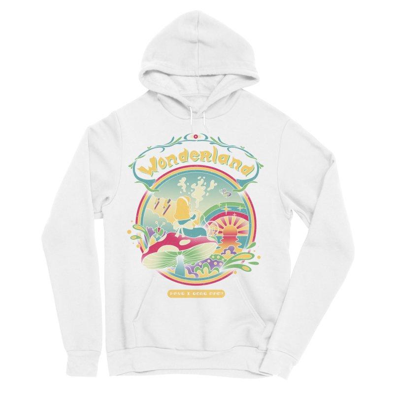Day Dreamer Men's Sponge Fleece Pullover Hoody by vincenttrinidad's Artist Shop