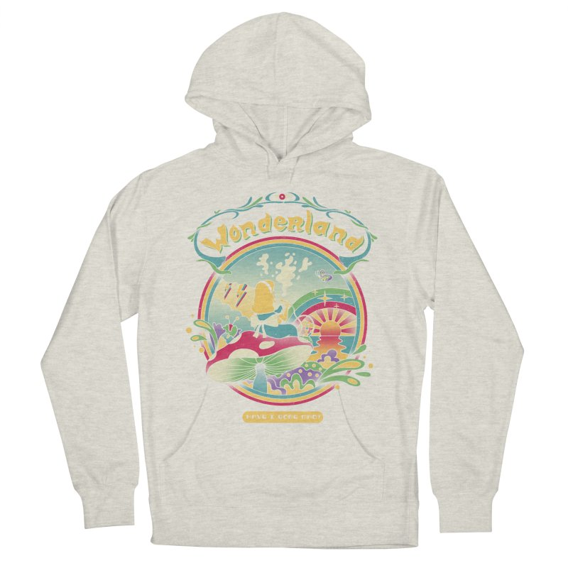 Day Dreamer Men's French Terry Pullover Hoody by vincenttrinidad's Artist Shop