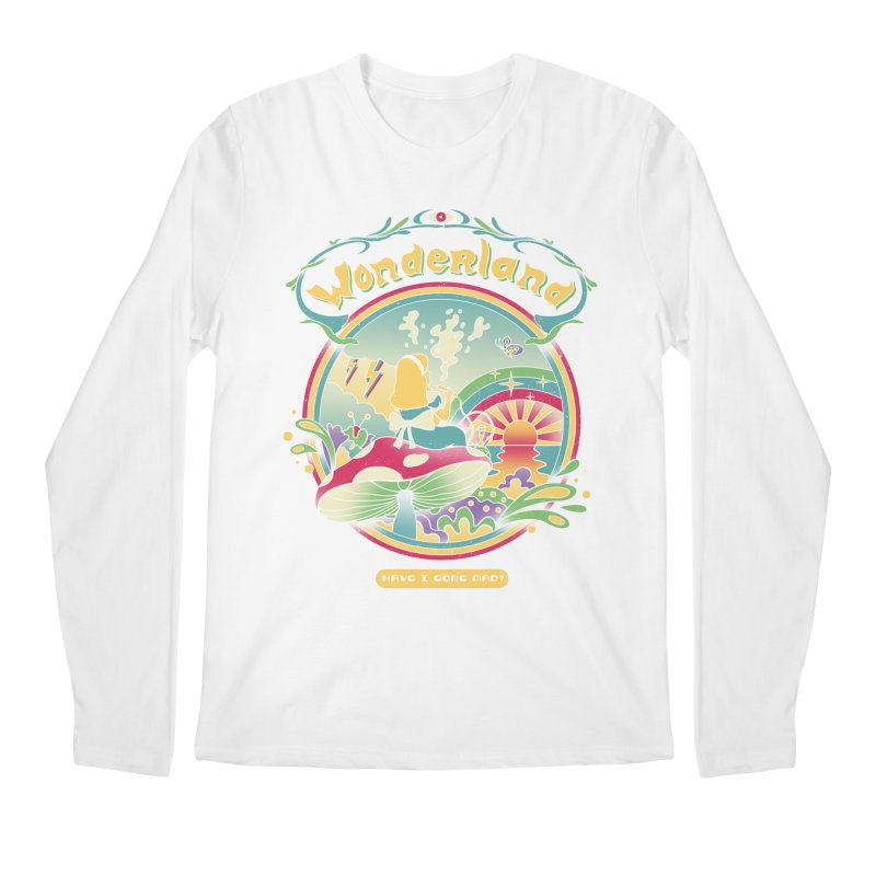 Day Dreamer Men's Regular Longsleeve T-Shirt by vincenttrinidad's Artist Shop