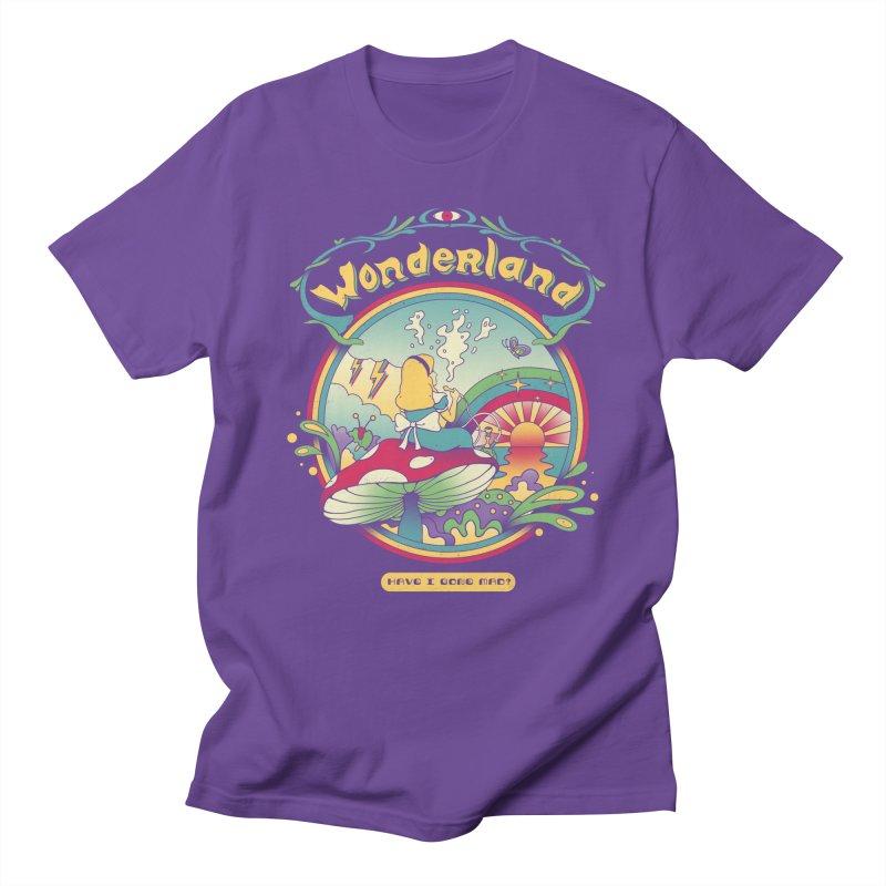 Day Dreamer Men's Regular T-Shirt by vincenttrinidad's Artist Shop