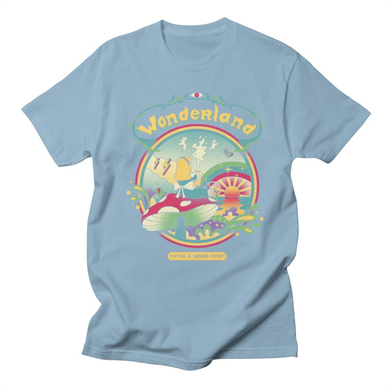Day Dreamer Women's Regular Unisex T-Shirt by vincenttrinidad's Artist Shop