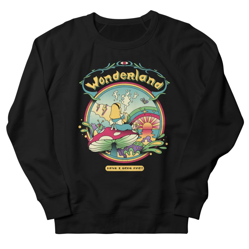 Day Dreamer Women's French Terry Sweatshirt by vincenttrinidad's Artist Shop