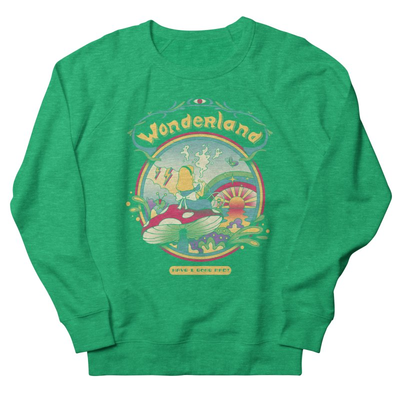 Day Dreamer Men's French Terry Sweatshirt by vincenttrinidad's Artist Shop