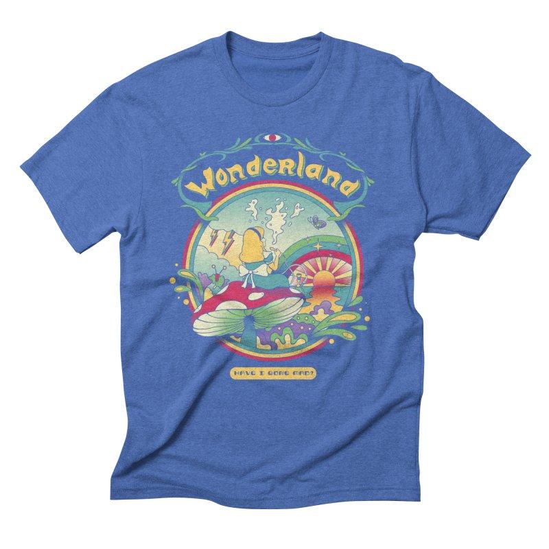 Day Dreamer Men's Triblend T-Shirt by vincenttrinidad's Artist Shop