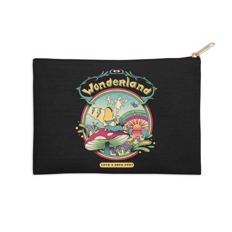 Day Dreamer Accessories Zip Pouch by vincenttrinidad's Artist Shop