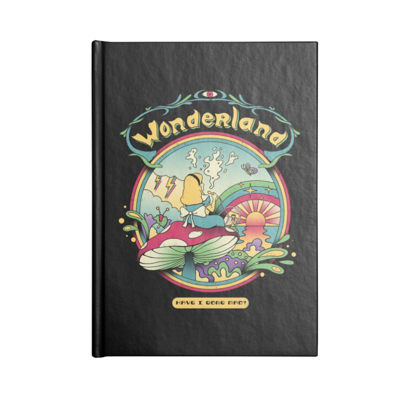 Day Dreamer Accessories Notebook by vincenttrinidad's Artist Shop