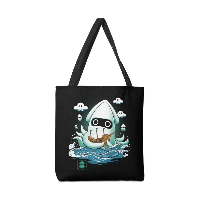 Blooper Kaiju Accessories Bag by vincenttrinidad's Artist Shop