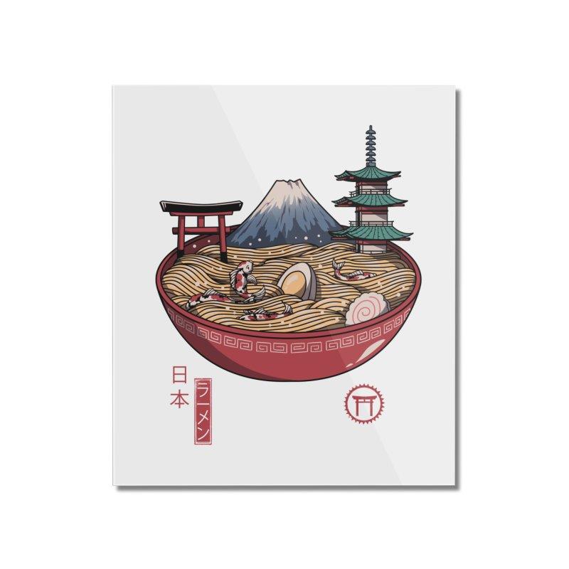 A Japanese Ramen Home Mounted Acrylic Print by vincenttrinidad's Artist Shop