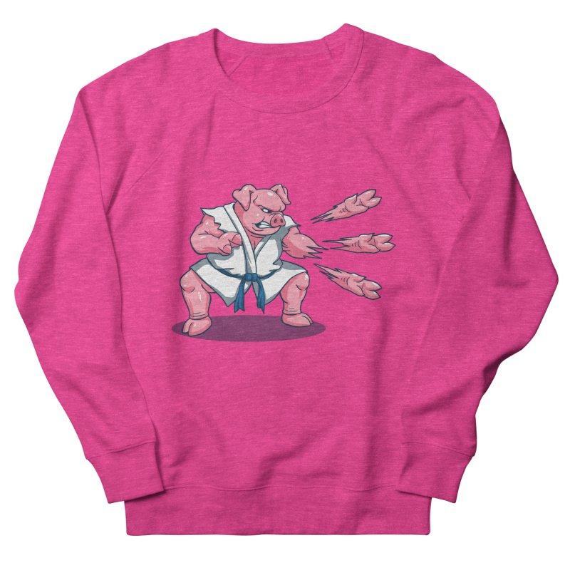 Pork Chops Women's French Terry Sweatshirt by vincenttrinidad's Artist Shop