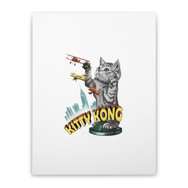 Kitty Kong   by vincenttrinidad's Artist Shop