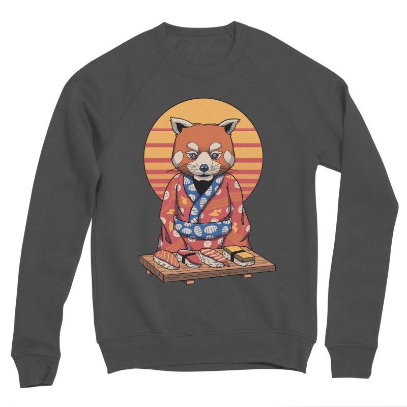 Rad Panda Men's Sponge Fleece Sweatshirt by vincenttrinidad's Artist Shop