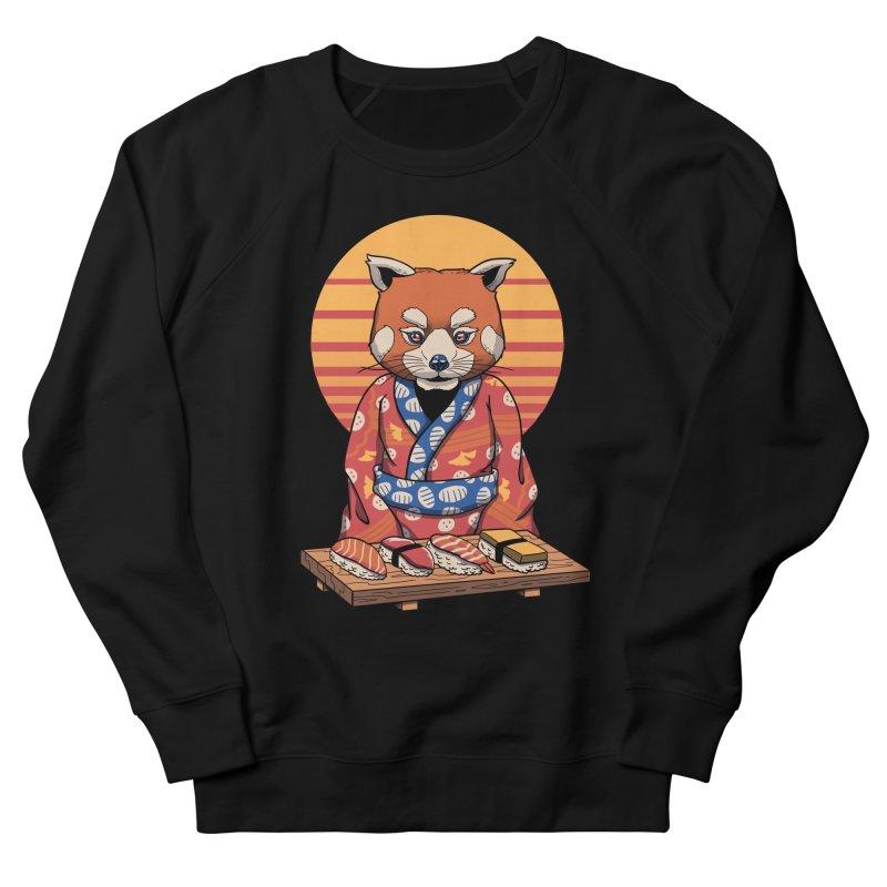 Rad Panda Women's French Terry Sweatshirt by vincenttrinidad's Artist Shop