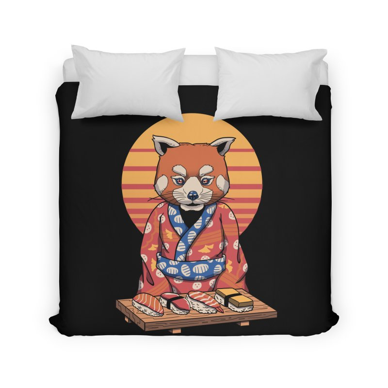 Rad Panda Home Duvet by vincenttrinidad's Artist Shop