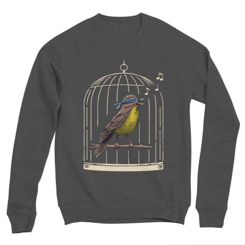 Follow the Birds Women's Sponge Fleece Sweatshirt by vincenttrinidad's Artist Shop