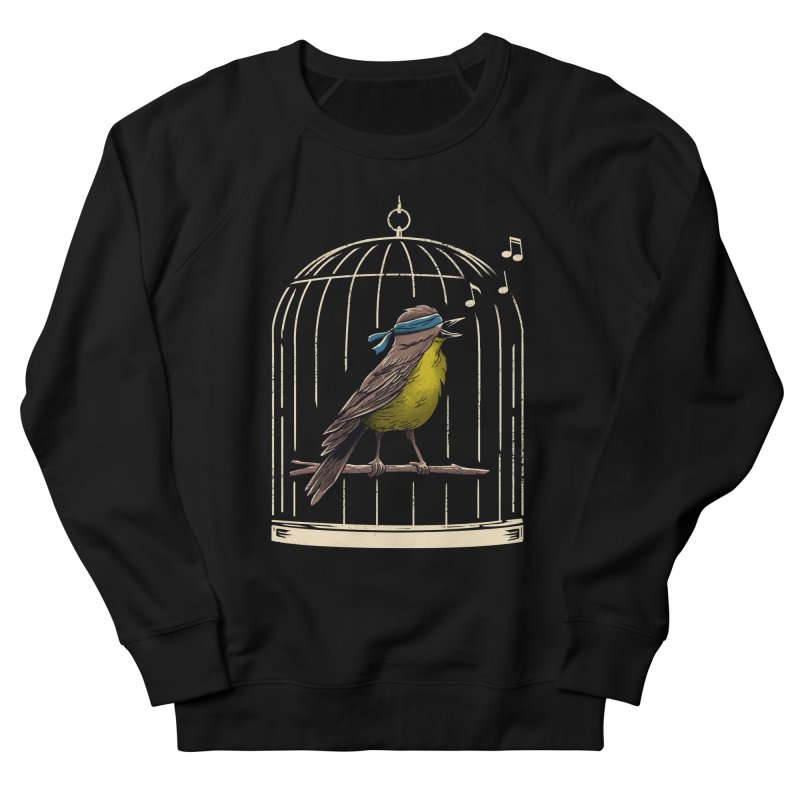 Follow the Birds Men's French Terry Sweatshirt by vincenttrinidad's Artist Shop