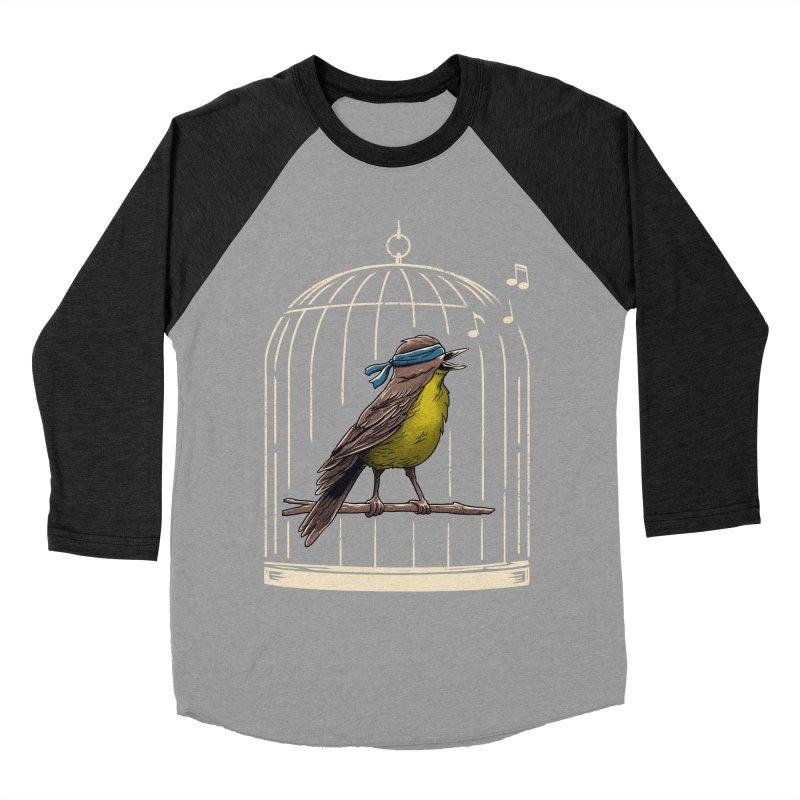 Follow the Birds Women's Baseball Triblend Longsleeve T-Shirt by vincenttrinidad's Artist Shop