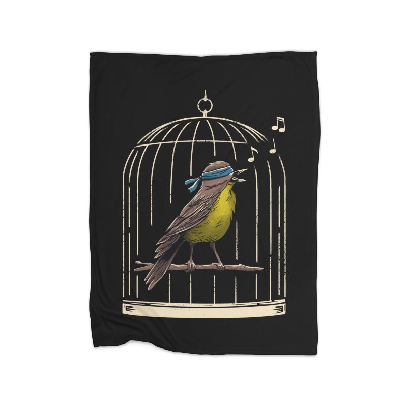 Follow the Birds Home Blanket by vincenttrinidad's Artist Shop