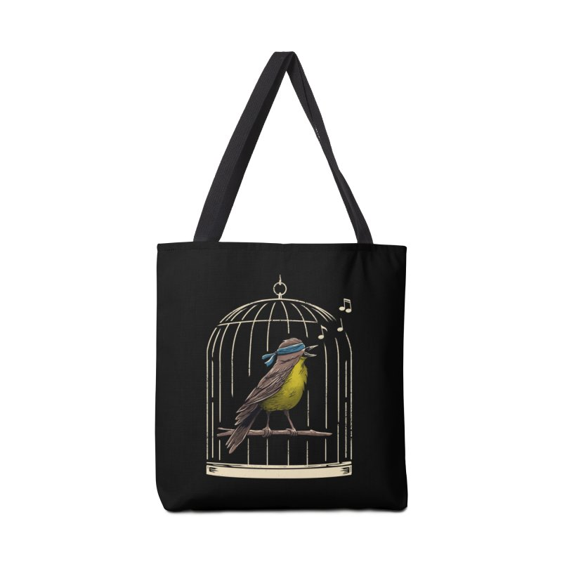 Follow the Birds Accessories Bag by vincenttrinidad's Artist Shop