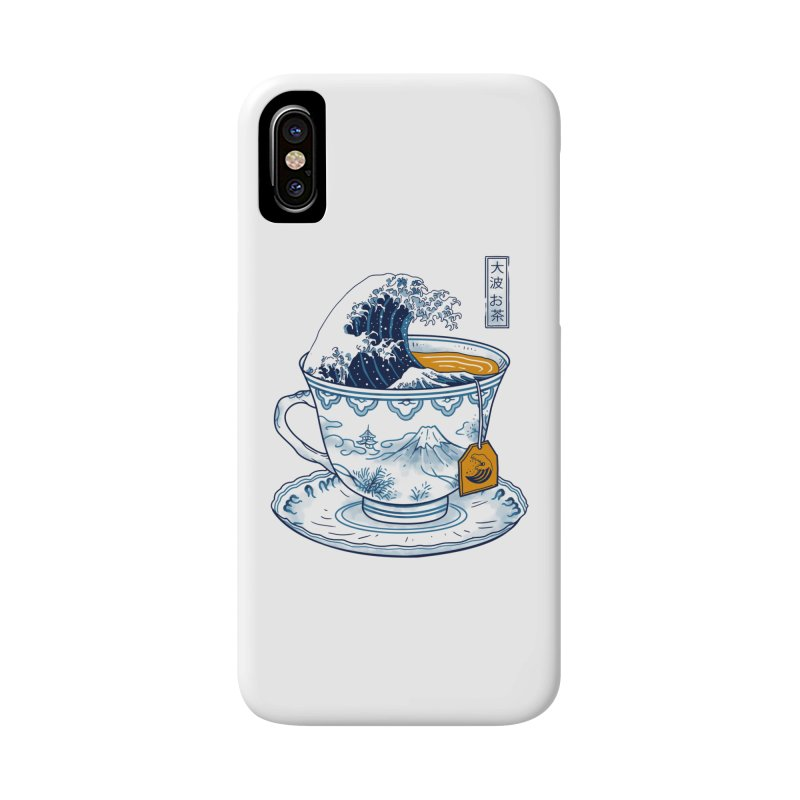 The Great Kanagawa Tee Accessories Phone Case by vincenttrinidad's Artist Shop
