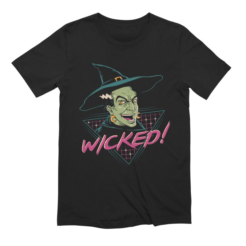 Wicked Witch Men's T-Shirt by vincenttrinidad's Artist Shop
