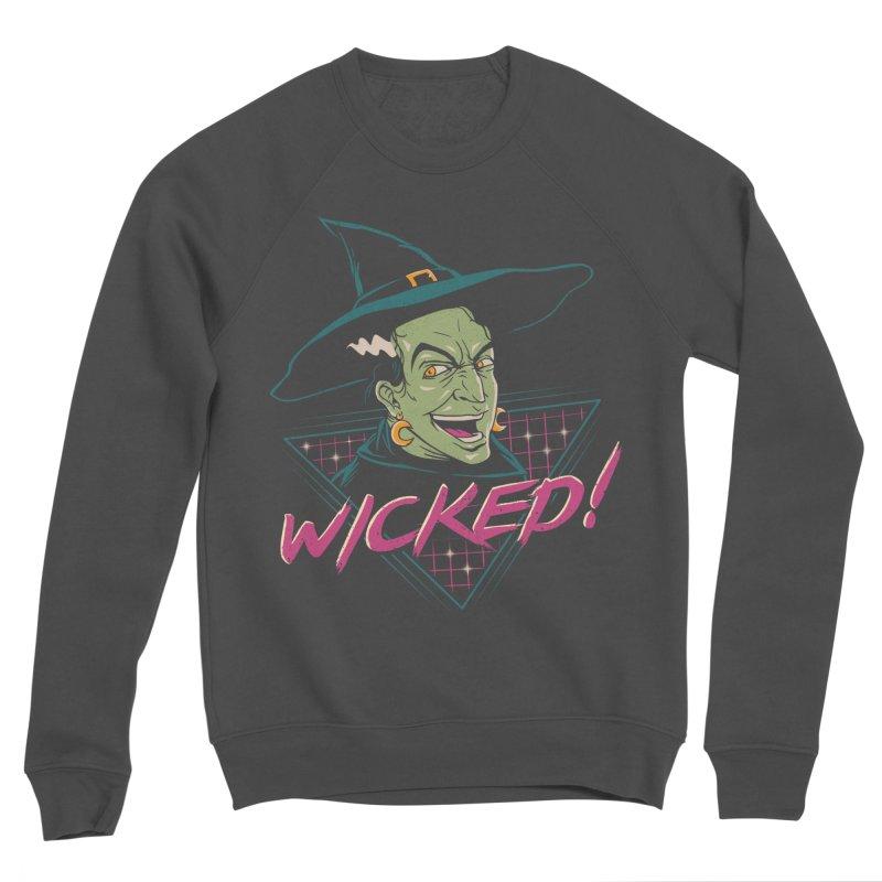 Wicked Witch Women's Sponge Fleece Sweatshirt by vincenttrinidad's Artist Shop