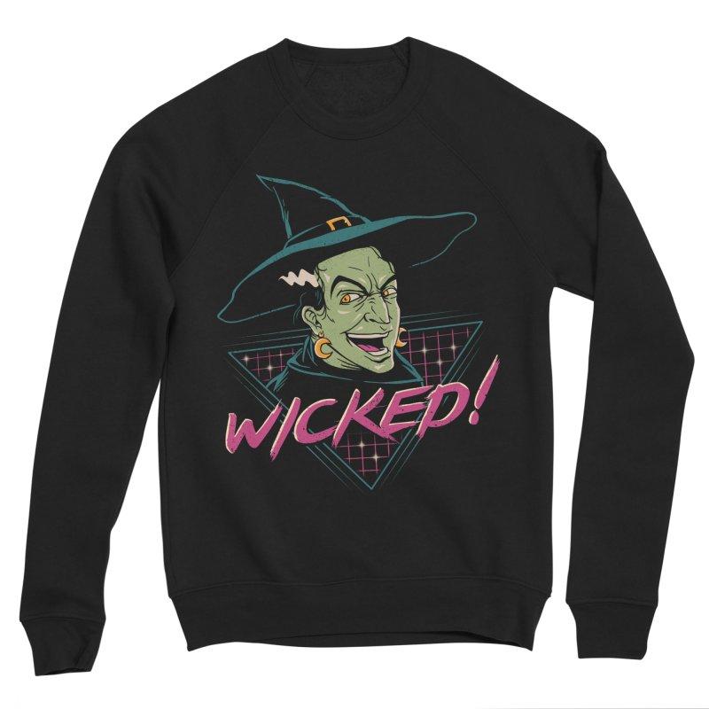 Wicked Witch Men's Sponge Fleece Sweatshirt by vincenttrinidad's Artist Shop