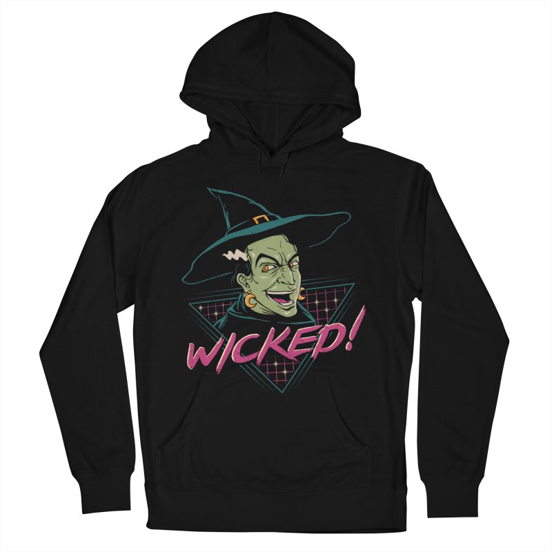 Wicked Witch Men's Pullover Hoody by vincenttrinidad's Artist Shop